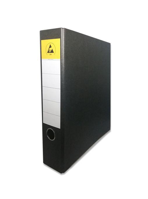 Dossier de material antiestático para Áreas Protegidas Contra a Descarga Electrostática.