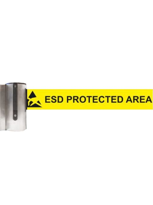 """Fita """"ESD Protected Area"""""""