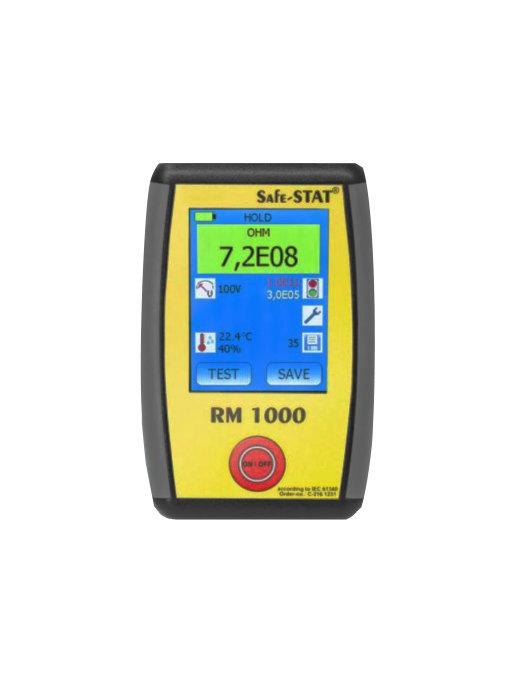 Medidor Safe-STAT® RM 1000